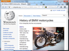 BMW motorcycle history and sidecar pro