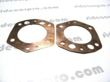 cj750 cylinder head copper gasket ohv 32hp m1 super