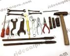 toolkit tool kit CJ sidecar also suit Ural