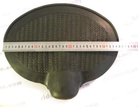 cj750 rubber seat measurement CJ750 parts