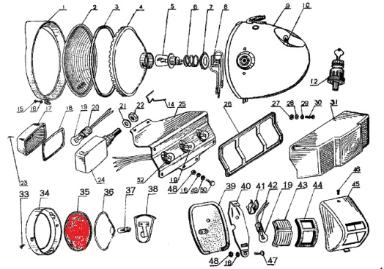 Motorcycle Sidecar Parts on wiring diagram bmw r50
