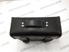 leather pannier ammo box cj750 cj 750 dnepr ural m72 CJ750 parts