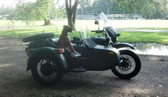ural gear up sidecar pennsylvania