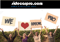 sidecar pro sharing the love